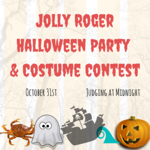 Jolly Roger Halloween Party & Costume Contest