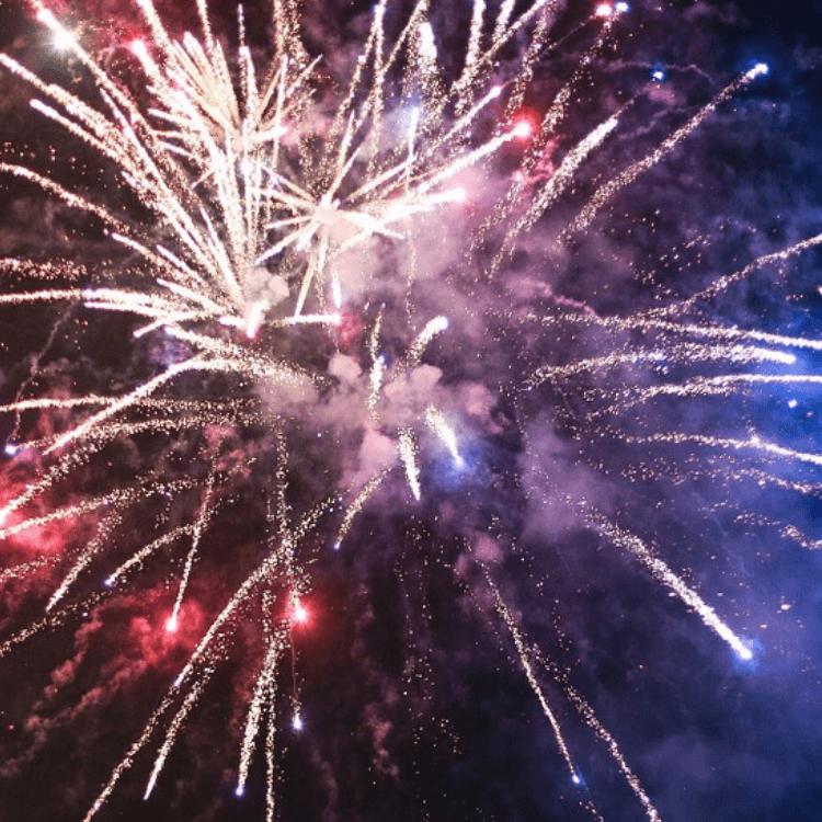 Fireworks Near Kill Devil Hills - Jolly Roger OBX